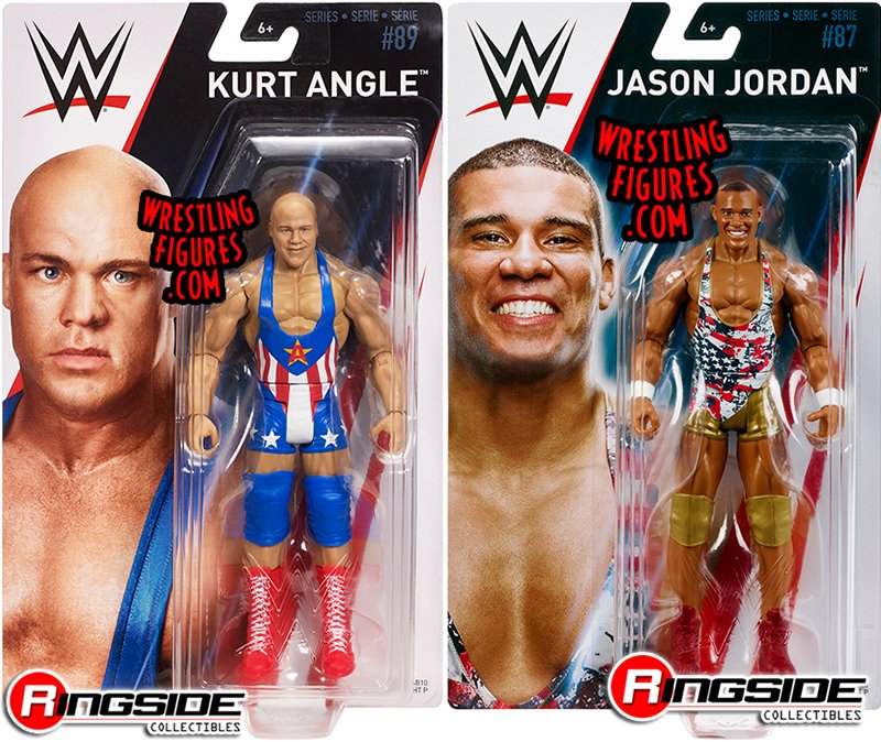 meilleur service c931c ae568 WWE Series Package Deal Includes the following WWE Toy ...
