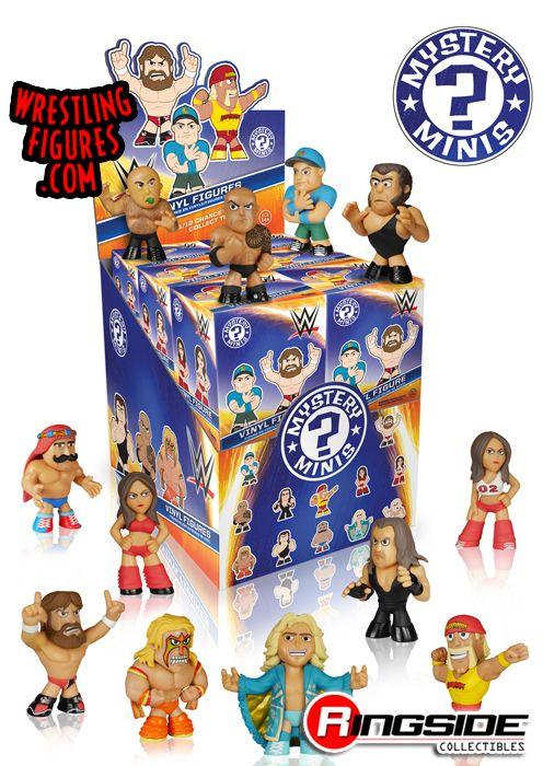 Funko Mystery Mini WWE Series 1 Brie Bella