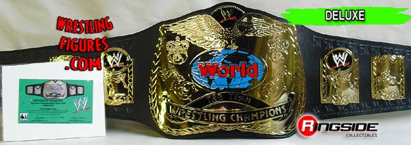 Wwe Classic Attitude Tag Team Deluxe Replica Belt