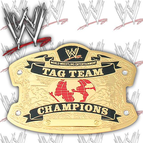 cn replica bags - WWE Raw Tag Team - Mini Size Replica Belt | Ringside Collectibles