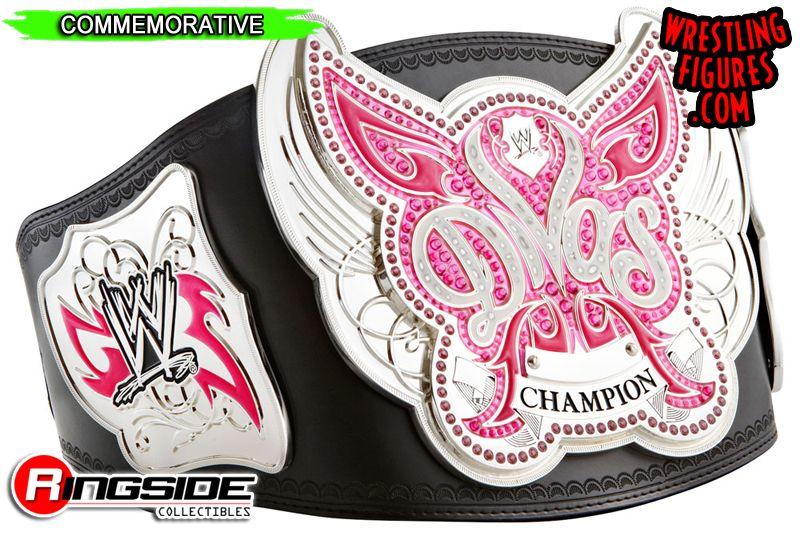 how to make a divas championship belt