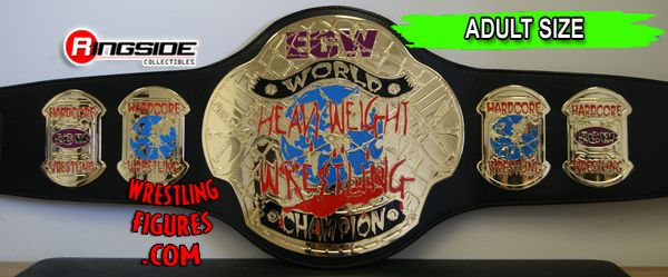 ECW Classic World Heavyweight - Adult Size Replica Belt ...Ecw World Heavyweight Championship Replica