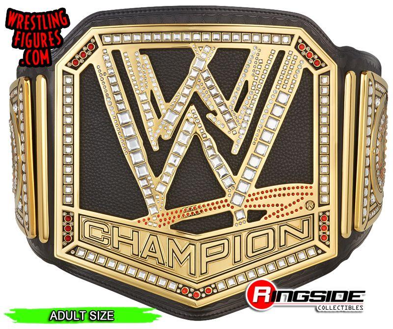 V1 WWE Championship Belt Mattel Accessories for WWE Wrestling Figures