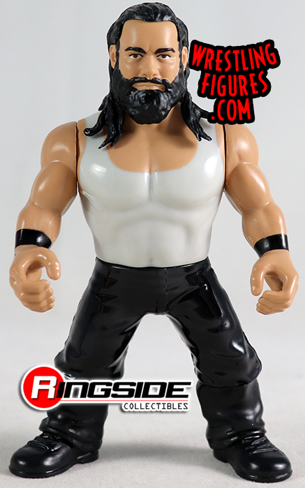 Elias WWE Retro Series 10 Mattel Toy Wrestling Action Figure
