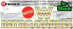 Mattel WWE Retro Figures!