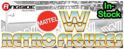Mattel WWE Retro Figures!
