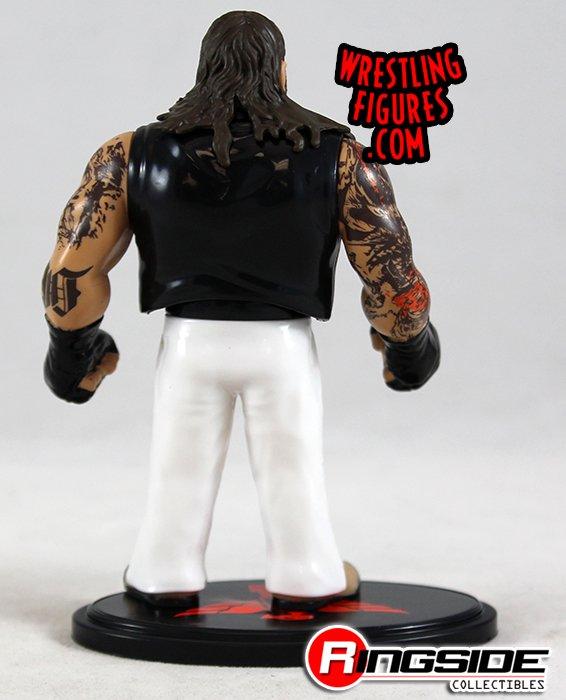 Mattel WWE Retro Bray Wyatt Figure Loose Series 6 New Loose+Display Stand Fiend