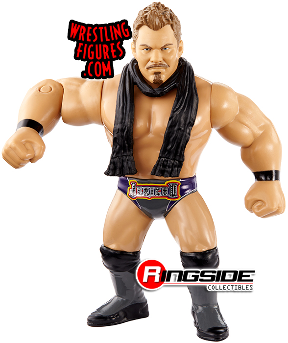 WWE Mattel Chris Jericho Retro Figure Series 7