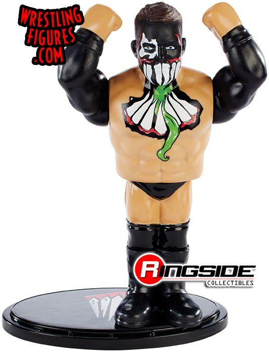 FINN BALOR WWE WRESTLING DEMON FIGURE HASBRO MATTEL RETRO SERIES 4