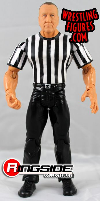 Legendary Referee Earl Hebner!