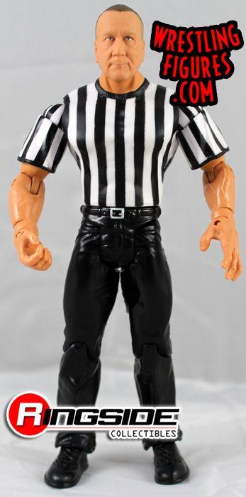 Legendary Referee Earl Hebner!