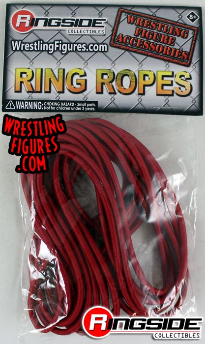 Quot Ring Ropes Red Quot Ringside Collectibles Exclusive Toy