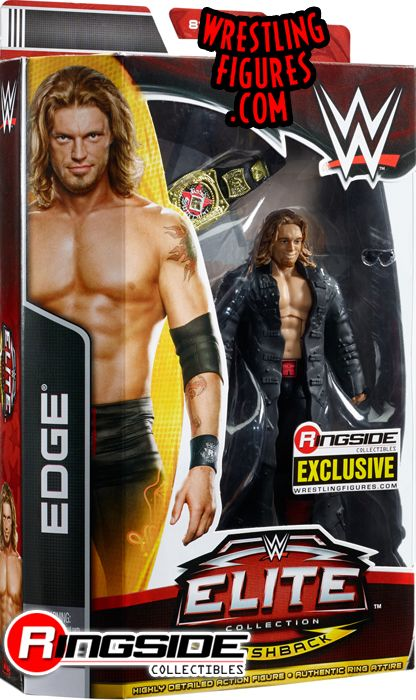 Quot Rated R Edge Quot Ringside Collectibles Exclusive Ringside