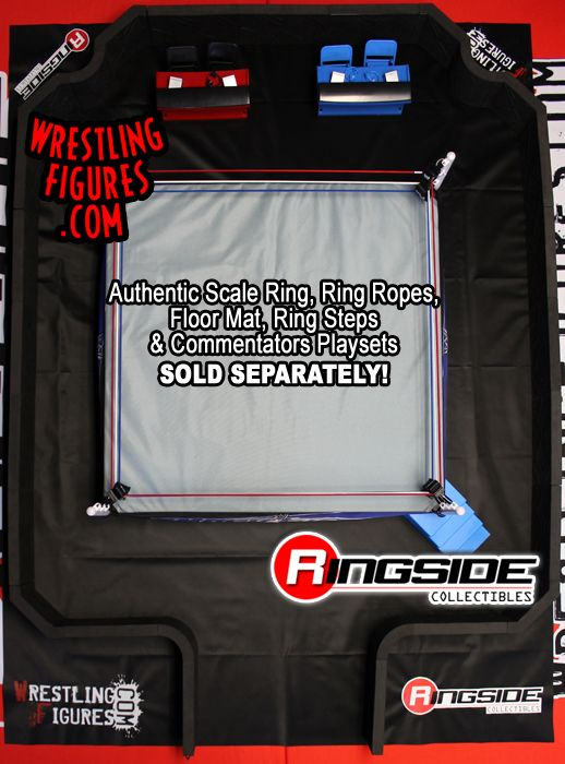 """/""""27-Piece Ultimate Wrestling Barricade Playset/"""" Ringside Exclusive Accessory"""