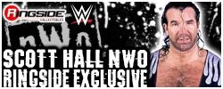 Mattel WWE NWO Scott Hall - Ringside Exclusive