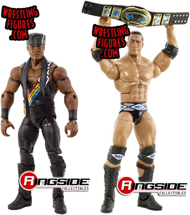 We are the nation of domination mattel wwe figures ringside