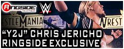 Y2J Chris Jericho - Ringside Exclusive!