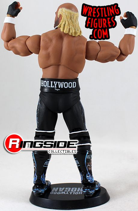wwe hollywood hulk hogan action figure