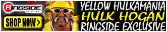 Yellow Hulkamania - Ringside Exclusive!