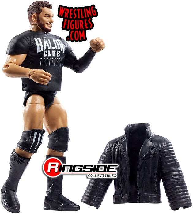 Balor Club Finn Balor Ringside Collectibles Exclusive Wwe Toy