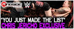 Mattel You Just Made The List Chris Jericho - WWE Exclusive!