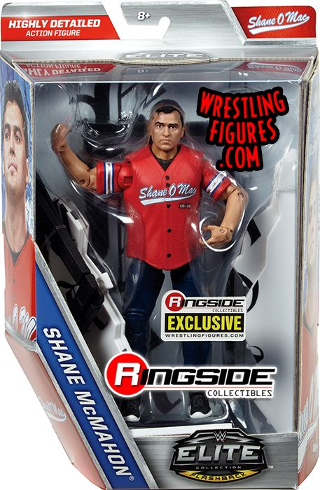 Quot Shane O Mac Quot Shane Mcmahon Ringside Collectibles