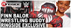 Jakks WWE Demon Finn Balor - Wrestling Buddy Ringside Exclusive!