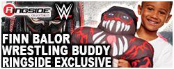 Demon Finn Balor - WWE Wrestling Buddy Ringside Exclusive!