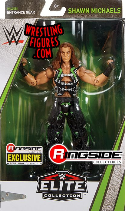 Quot Dx Quot Shawn Michaels Ringside Collectibles Exclusive Wwe