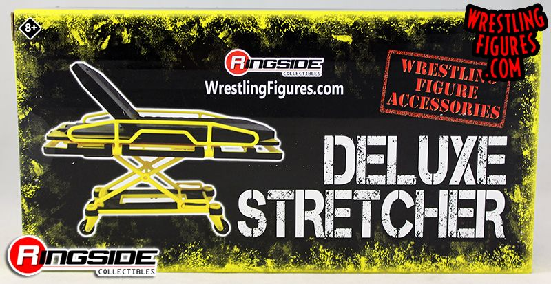 Deluxe Stretcher Ringside Exclusive Ringside Toy Action Figure Accessory