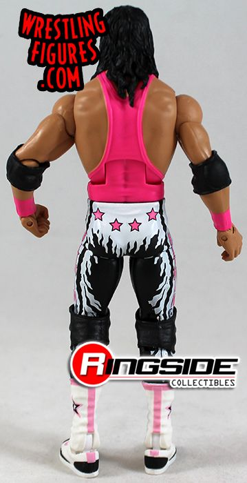WWE MATTEL Ringside Exclusive Bret Hitman Hart King of the Ring Figure SEALED