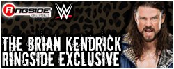 Mattel WWE The Brian Kendrick - Ringside Exclusive!