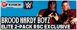 Mattel WWE Brood Hardy Boyz - Ringside Exclusive!