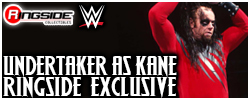 Mattel WWWE Deadman's Revenge - Ringside Exclusive!