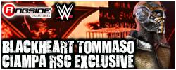 Mattel WWE Blackheart Tommaso Ciampa WWE Elite Ringside Exclusive!