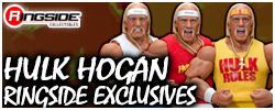 Hulk Hogan Ringside Exclusives!