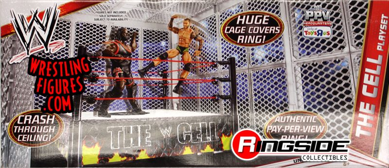 Wwe Hell In A Cell Toys 29