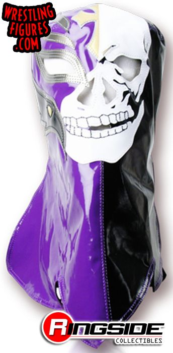 Rey Mysterio Overhead Skull Kids Size Replica Mask