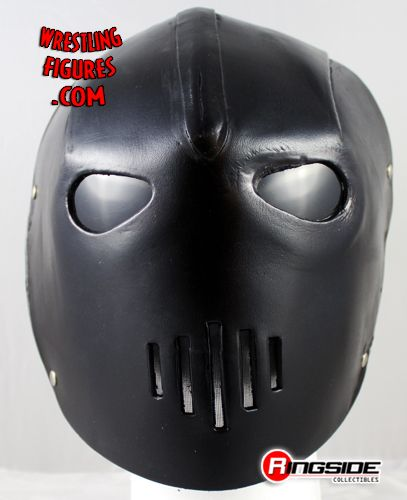 Kane Black Outer Mask Adult Size Replica Mask