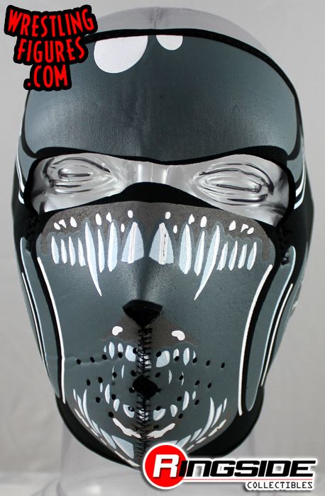Aces Amp Eights Velcro Back Mask Adult Size Replica Mask