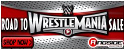 Road to WrestleMania Sale!
