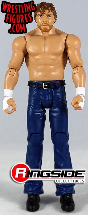 "Dean Ambrose - WWE Series ""WrestleMania 34"" Rsf2017_mattel_026"