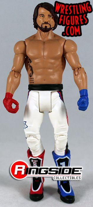 "AJ Styles - WWE Series ""WrestleMania 34"" Rsf2017_mattel_032"