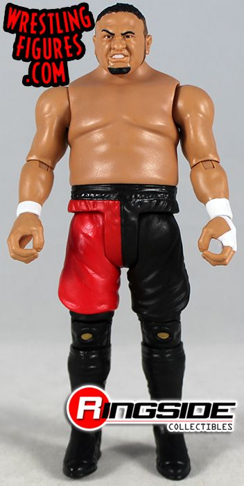 Samoa Joe - WWE Series 79 Rsf2017_mattel_145