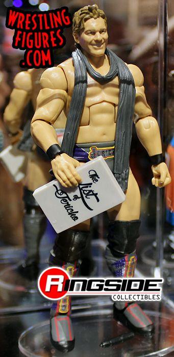 Chris Jericho Y2j Wwe Elite 53 Wwe Toy Wrestling