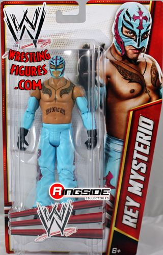Rey Mysterio - WWE Signature Series 2012 | Ringside ...