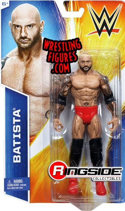 Batista Wwe Signature Series 2014 Wwe Toy Wrestling