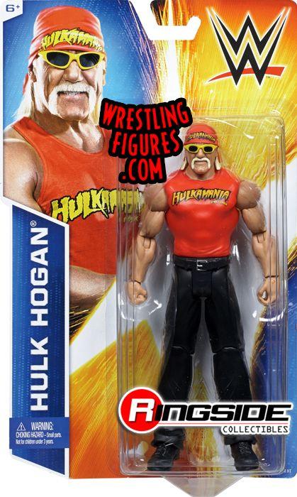 Hulk Hogan Wwe Signature Series 2014 Wwe Toy Wrestling
