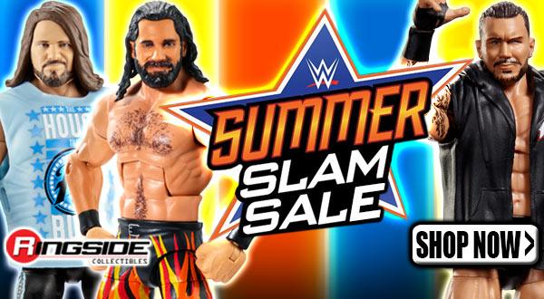 WWE Toys, Mattel WWE Figures, Mattel Toy Wrestling Action Figures