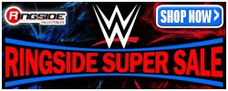 Ringside Super Sale!
